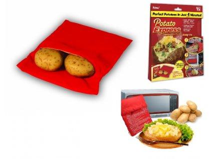 Potato Express - rychlá příprava brambor