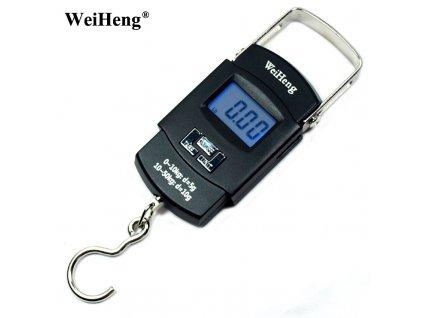 Příruční váha WH-A08 do 50kg + baterie ZDARMA