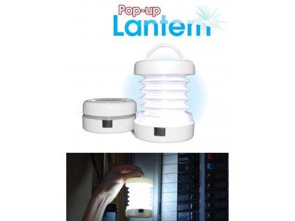 Přenosné LED lampičky - 4ks