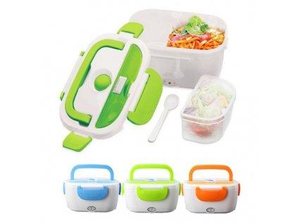 Elektrický ohřívací box na jídlo LunchBox do zásuvky/auta