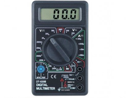 Digitální multimetr DT-830B