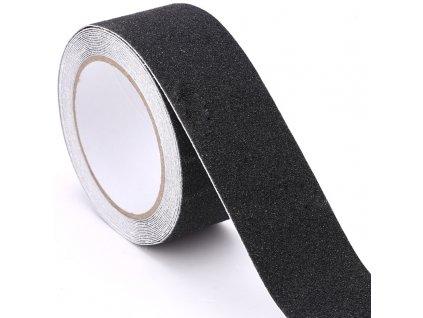 Protiskluzová páska černá 50 mm * 5m