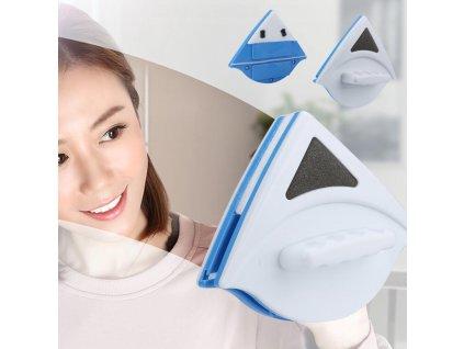 Oboustranný magnetický čistič oken W-Cleaner