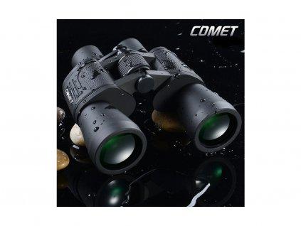 104750 dalekohled binoculars comet 50x50