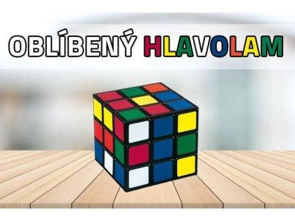 Rubikova kostka 5,5 x 5,5cm