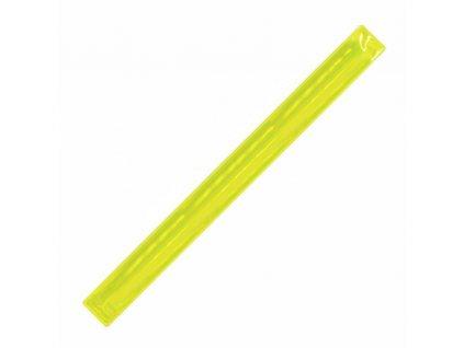 Žlutý reflexní pásek