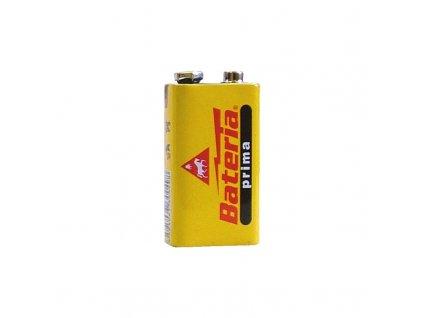 Baterie Prima 6F22/9V - 1ks