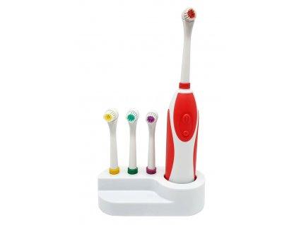 Elektrický bateriový zubní kartáček