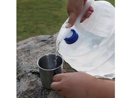 0052893 skladaci kanystr na vodu