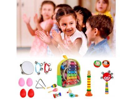 0042220 set hudebnich nastroju pro deti