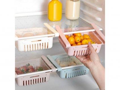 Praktický úložný box do ledničky FrigiBox (Varianta Balení 1 kus)