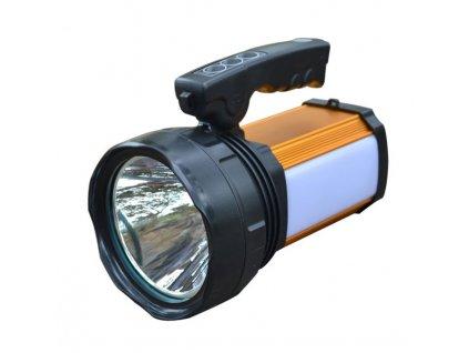 Dobíjecí venkovní LED svítilna High Power