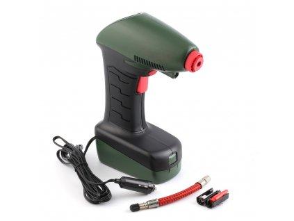 12V Digital Display Air Compressor Portable Handheld Electric Bike Car Tire Inflatable Pump Auto Tire Inflator 347