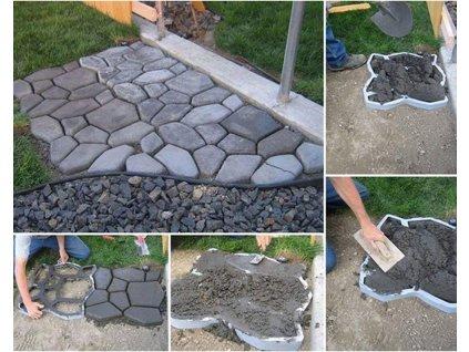 0002403 forma na betonove chodniky