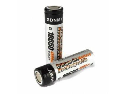 110919 dobijeci baterie 18650 3 7v 4800mah lithium li ion 2ks