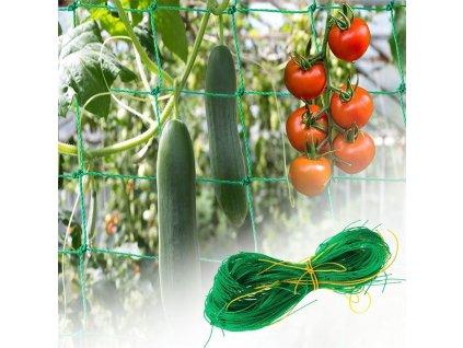 0048459 podpurna sit pro pestovani zeleniny a kvetin