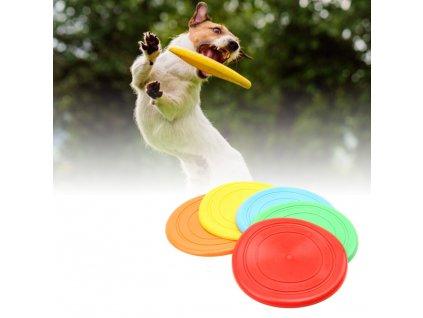 0037330 silikonove frisbee pro psy