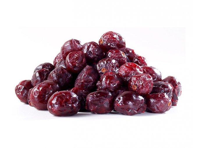 Brusinky slazené jablečným koncentrátem - klikva 500 g