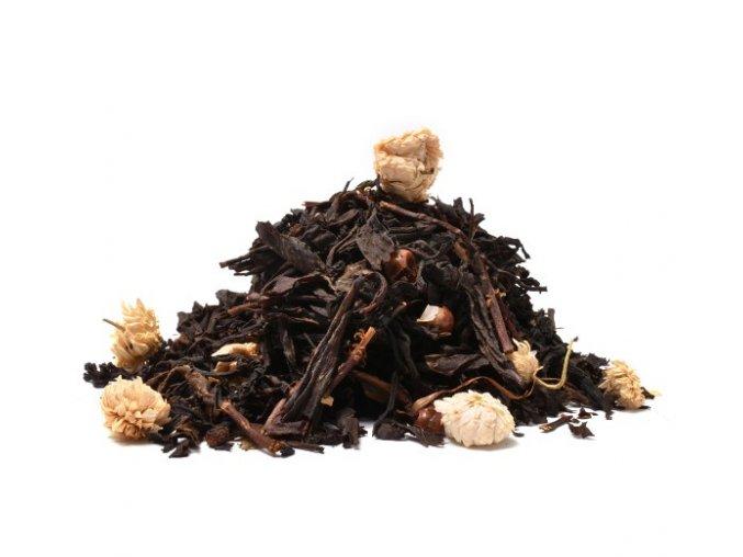 Čokoládový polibek černý čaj (Hmotnost 100 g)