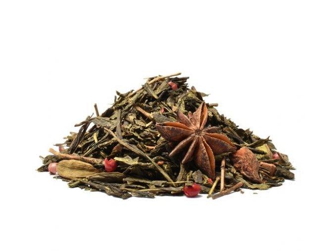 Chai–Chai zelený čaj (Hmotnost 100 g)