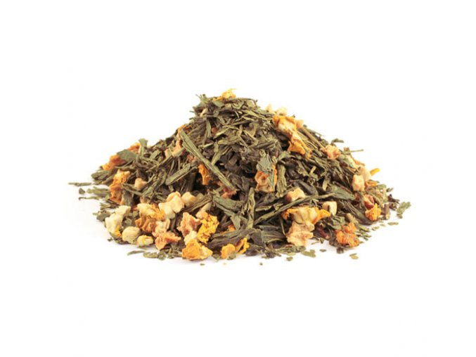 Kouzelná zázvorka zelený čaj (Hmotnost 100 g)