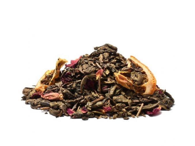 Kouzlo vánoc zelený čaj (Hmotnost 100 g)