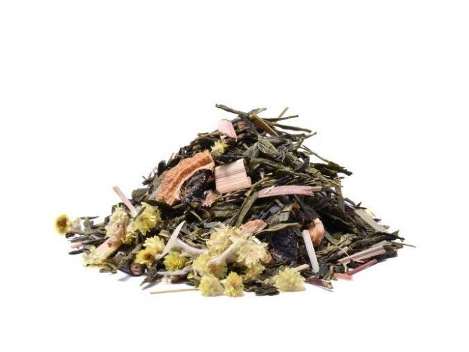 Lemon zelený čaj (Hmotnost 100 g)