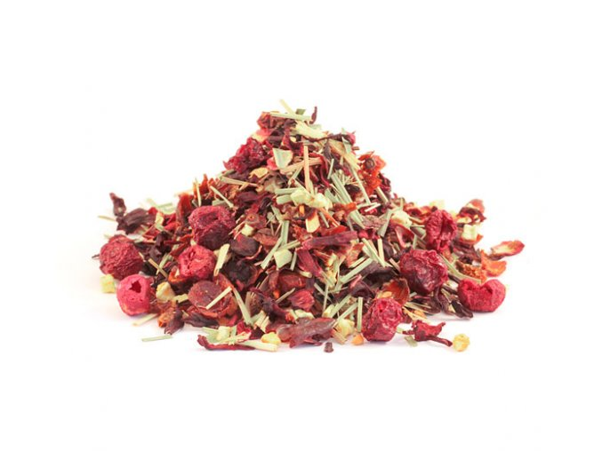 Letní noc ovocný čaj (Hmotnost 100 g)