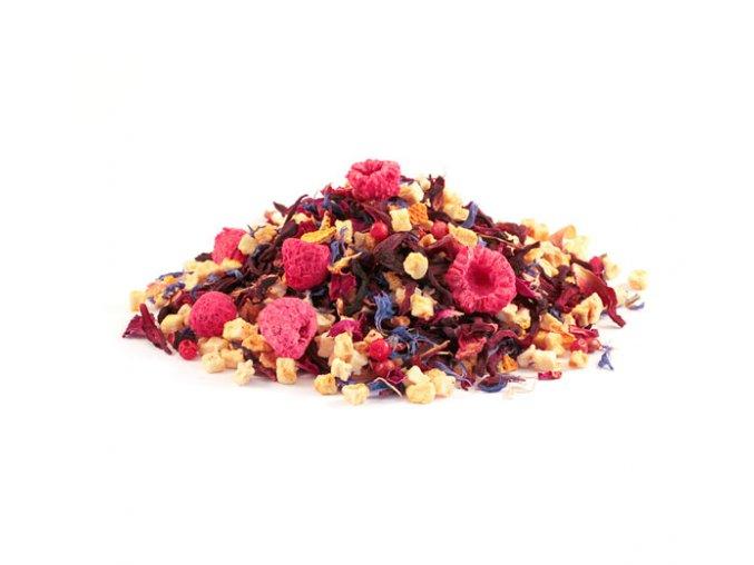 Malinový polibek ovocný čaj (Hmotnost 100 g)