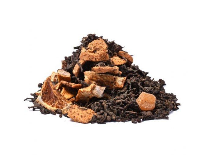 PuErh Fruit černý čaj (Hmotnost 100 g)