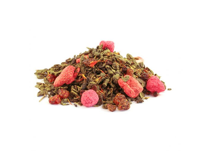 Rudá bouře zelený čaj (Hmotnost 100 g)