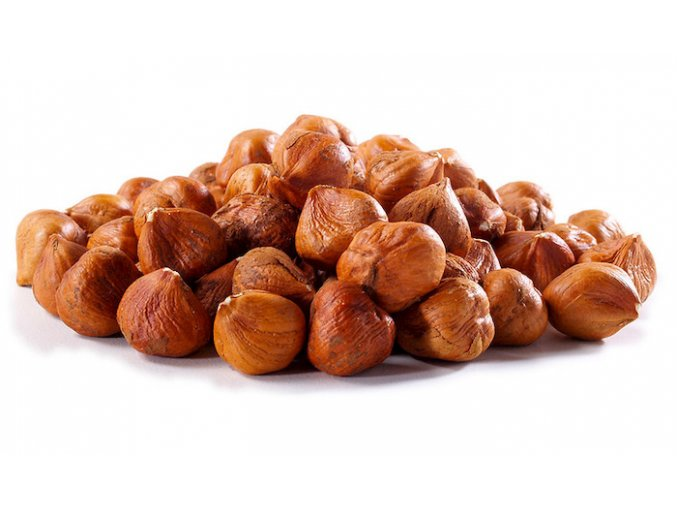 Lískové ořechy (hmotnost 1000g)