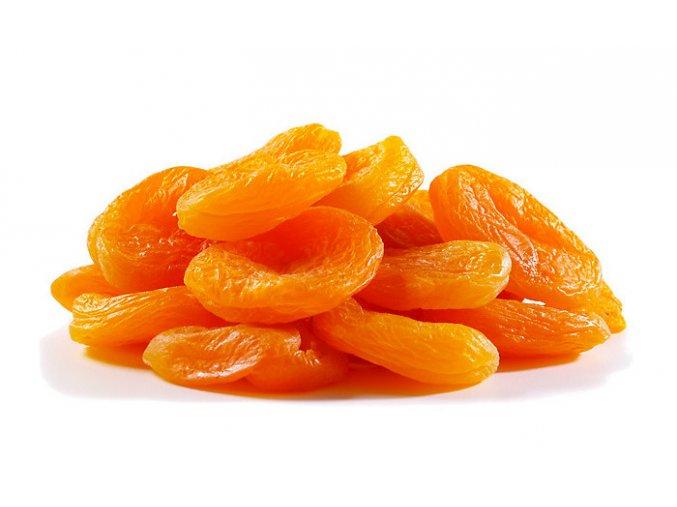 Meruňky sušené (hmotnost 1000g)