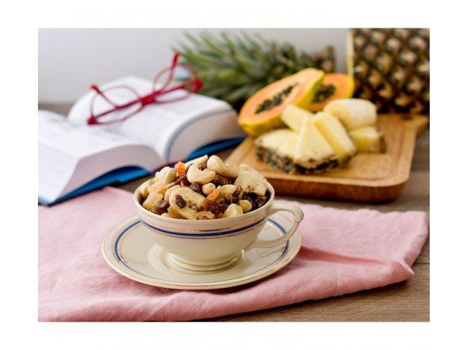 Ovocná směs s ořechy, 500g