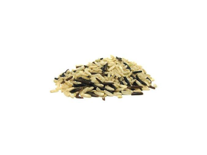 Rýže parboiled s indiánskou rýží (hmotnost 1000g)