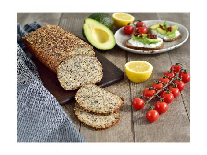 527 smes na proteinovy chleb 550g