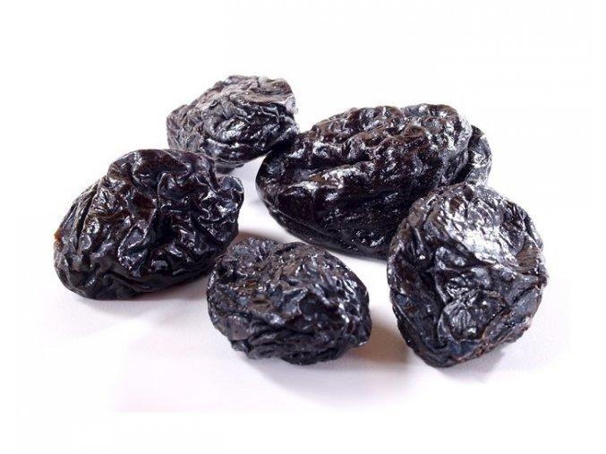 Sušené švestky bez pecky
