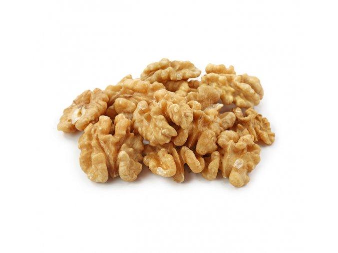 Vlašské ořechy-80% půlky 1000 g