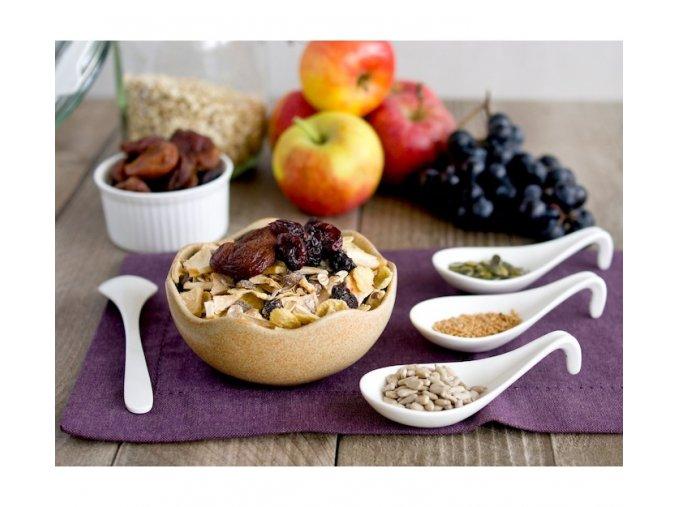 Bezva müsli se 40% ovoce (hmotnost 1000 g)