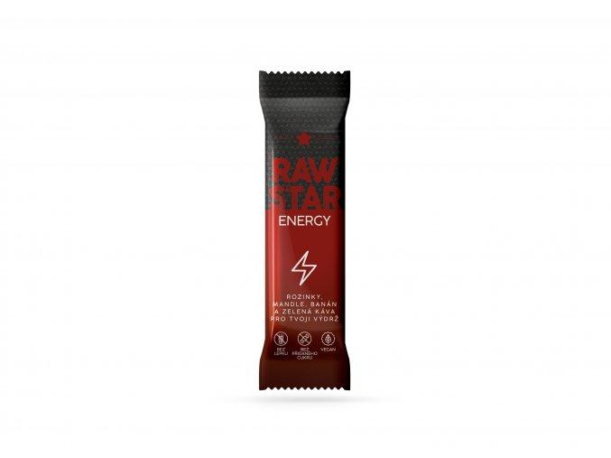 RawStar Energy ZelenaKava