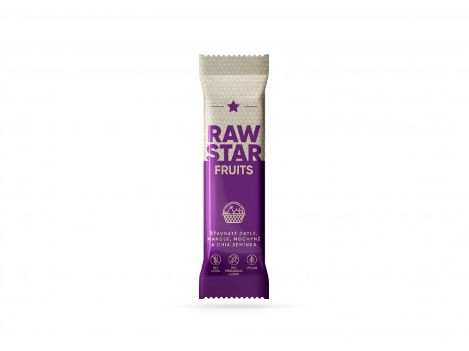 RawStar Fruits Chia
