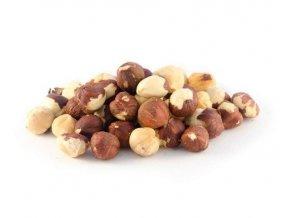 Pražené lískové ořechy 500g