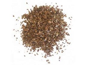 naklicena seminka lnena vysypana