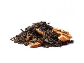 PuErh Citrus černý čaj (Hmotnost 100 g)