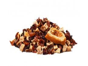 Siciliána ovocný čaj (Hmotnost 100 g)