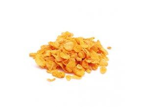 Kukuřičné lupínky bez cukru a se sníženým obsahem soli, 600g