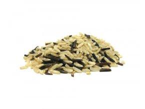 Rýže parboiled s indiánskou rýží