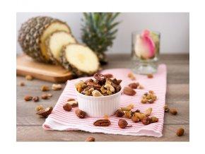 Směs ořechů a ovoce bez přidaného cukru, 500g