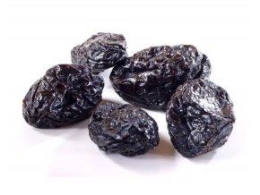 Sušené švestky bez pecky (hmotnost 1000g)