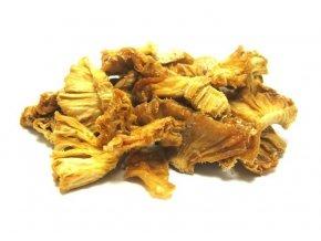 Ananas sušený nesířený kousky (hmotnost 500 g)